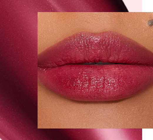 Serial Kisser™ Plumping Lip Stain - in Pucker Up Dolly