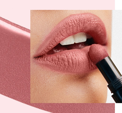 PillowPout™ Creamy Plumping Lip Powder - in Darling Dolly